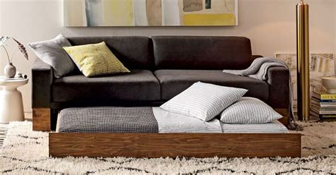 Loveseat Sleeper Sofa by 18 Best Sleeper Sofas Sofa Beds And Pullout Couches 2018