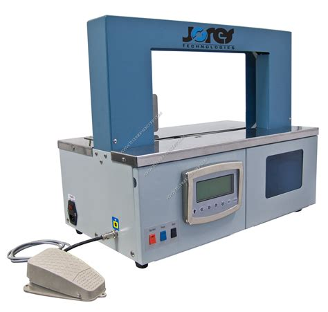 jorestech mst  semiautomatic strappingbanding machine