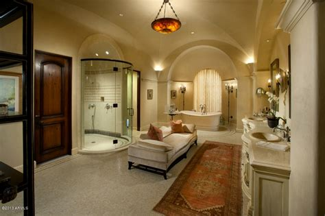 luxurious master bathrooms design ideas  pictures