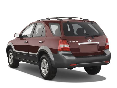 2007 Kia Sorento Reviews And Rating  Motor Trend