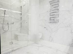 Chambre avec dressing et salle de bain 6 salle de bains for Salle de bain design avec evier en marbre