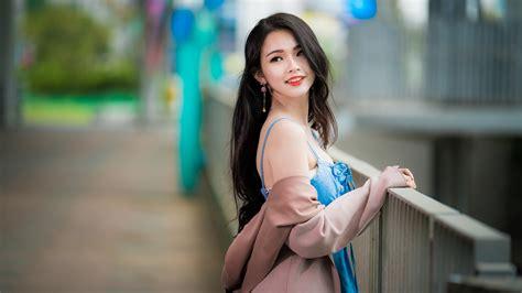 Beautiful Asian Girl 4k Wallpapers Wallpapers Hd