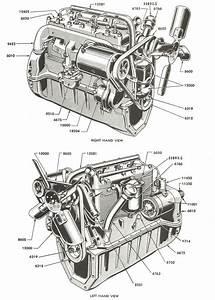 Engine Overhaul Kits For Ford 9n  U0026 2n Tractors  1939