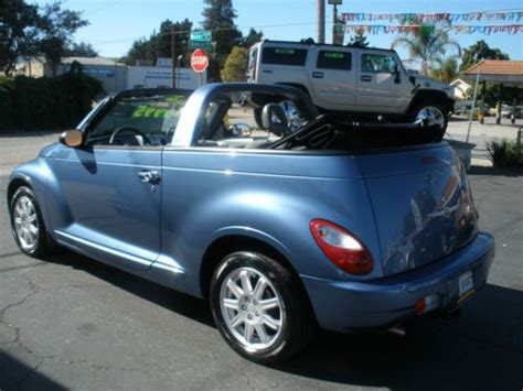 2007 Chrysler Pt Cruiser Touring by Find Used 2007 Chrysler Pt Cruiser Touring Convertible 2