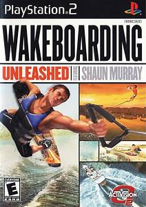 Wakeboarding Unleashed Featuring Shaun Murray Box Shot For