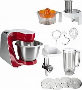Bosch Küchenmaschine Rosa : bosch k chenmaschine styline mum56740 900 watt mit viel zubeh r online kaufen otto ~ Watch28wear.com Haus und Dekorationen