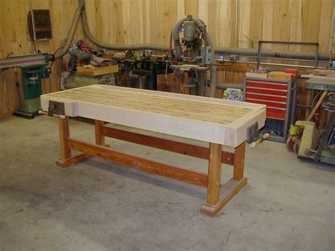 wood  woodworking bench  plans woodworkers bench