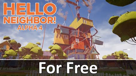 hello neighbor version for free gg