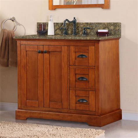 "Magick Woods 36"" Wallace Collection Vanity Base At Menards®"