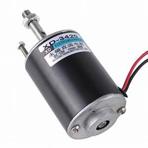 12  24v 30w Permanent Magnet Electric Dc Motor Cw  Ccw For Diy Generator Mf