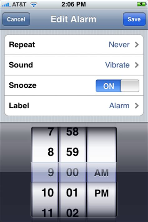 my fourth descent into add 187 make a vibrate only iphone alarm