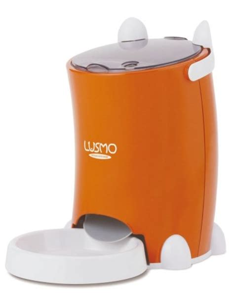 automatic pet feeder lusmo automatic pet feeder review