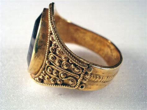dr caitlin green  twitter lovely gold anglo saxon ring