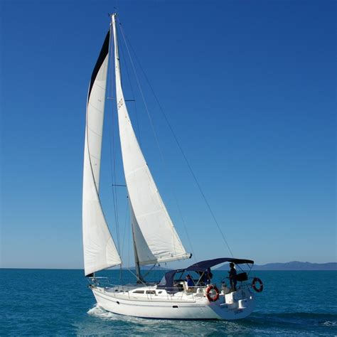 Yacht Sailing Boat by Satori Catalina 40 Sailing Yacht Charter Yachts Australia
