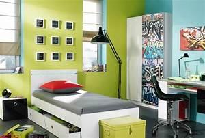 Alinea Chambre Fille : deco chambre ado conforama visuel 1 ~ Teatrodelosmanantiales.com Idées de Décoration