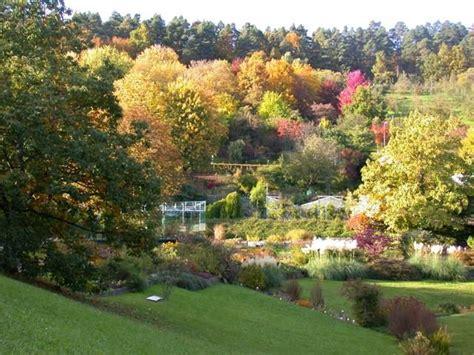 Botanischer Garten Der Universität Tübingen Urlaubsland