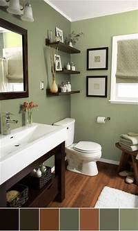 best colors for bathrooms 111 World`s Best Bathroom Color Schemes For Your Home | Bathroom | Coral bathroom, Bathroom ...