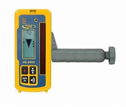 Spectra Receiver Hl450 Laser Equipment Receivers A1