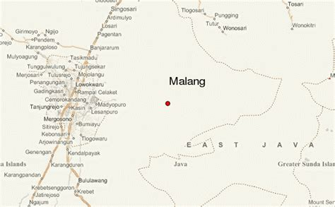 malang location guide