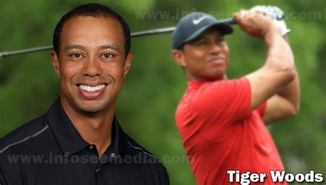 Tiger Woods: Bio, family, net worth | Celebrities InfoSeeMedia