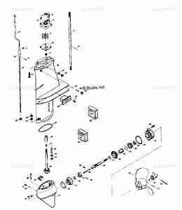 Mercury Chrysler Outboard Parts By Hp  U0026 Model 6hp Oem