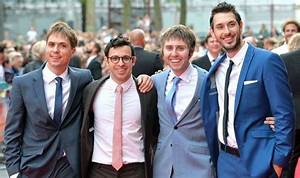 Inbetweeners 2: Will, Simon, Neil and Jay get filthy in ...