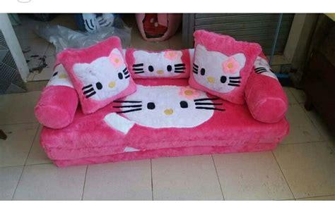Sofa Bed Karpet Karakter Bekasi jual sofa bed rasfur 2in1 karakter di lapak ayu dyahss