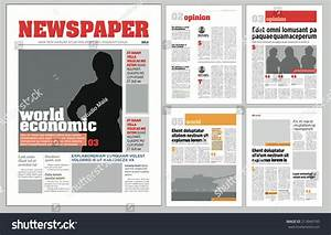 microsoft publisher newspaper template free download With publisher magazine template free