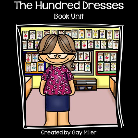 workbooks 187 the hundred dresses worksheets free
