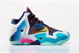 Lebron 11 Easter High