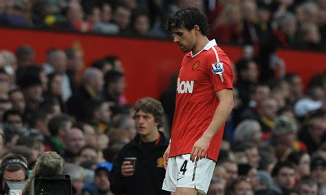 Owen Hargreaves new contract Manchester United | Daily ...