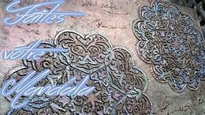 facile a faire votre propre mandala ideesdecopeinture With wonderful choix des couleurs de peinture 0 peinture acrylique motip couleurs au choix