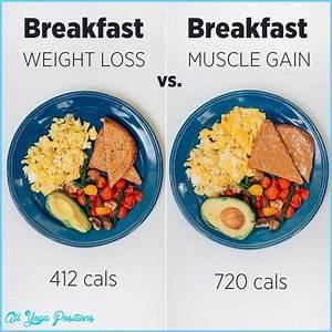 Weight Loss Breakfast Ideas - Weight Loss Lunch Ideas