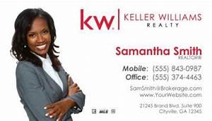 Keller Williams Business Cards 01 Real Estate Business