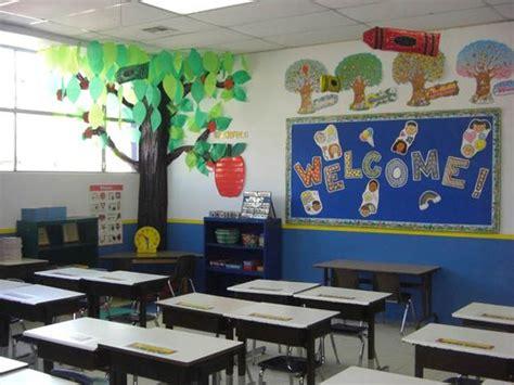 ideas para decorar un salon de clases preescolar imagui