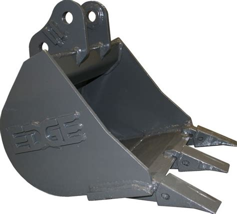 compact excavator heavy duty buckets    sle equipment