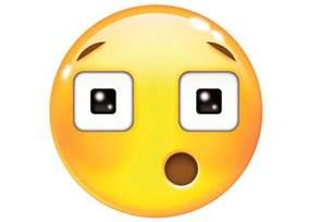 Happy Smiley Face Emoji