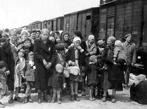 cuisine juive polonaise the deportation of the hungarian jews to auschwitz birkenau in 1944
