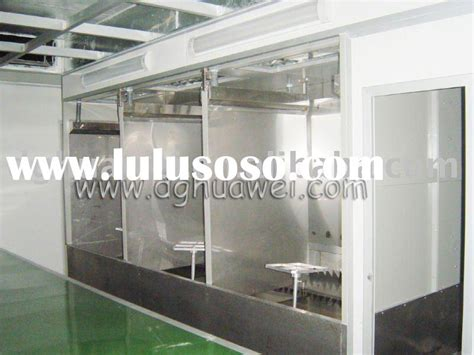 water fan spray booth for sale price china manufacturer