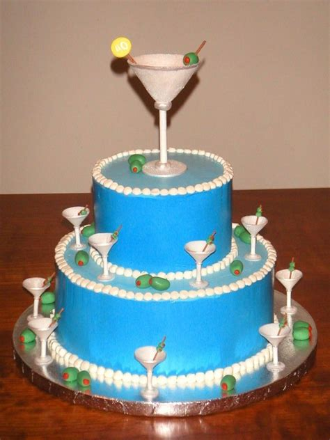 ideas  martini cake  pinterest cake
