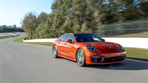 2021 porsche panamera turbo s can hit 196 mph with stunning, immediate power. 2021 Porsche Panamera pricing revealed - and a track record for 620hp Turbo S - SlashGear
