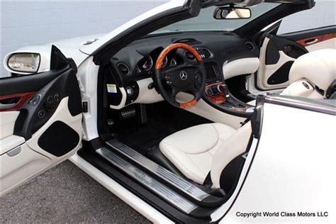 Gas mileage, engine, performance, warranty, equipment and more. Looking for a SL550 White with Designo Interior - MBWorld.org Forums