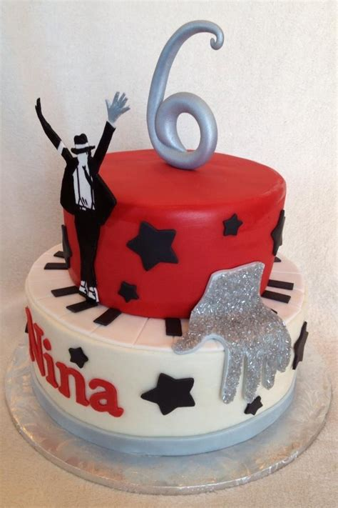 michael birthday decorations 24 best images about michael jackson cakes on