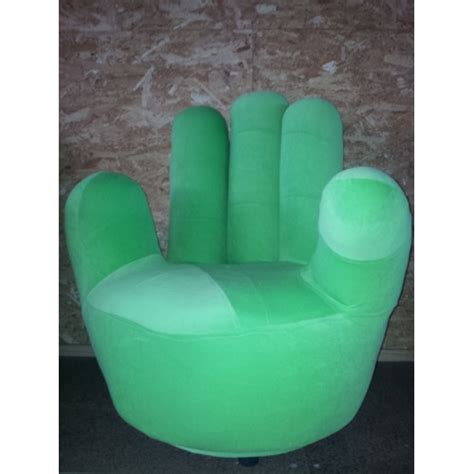 large size swivel hand chair finger sofa  seat couch