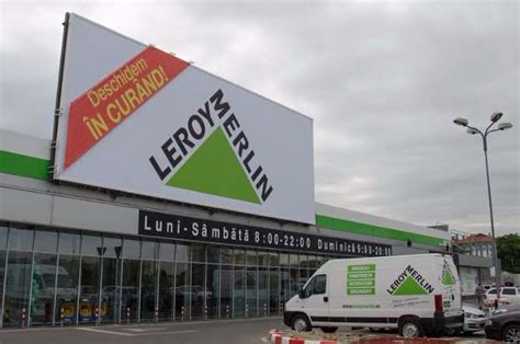 Leroy Merlin Opens New Store In Bucharest's Sun Plaza