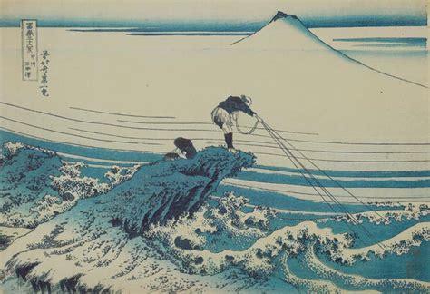 36 vues du mont fuji les 36 vues du mont fuji d hokusai 46 estes d exception