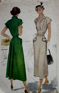 Oltre 25 fantastiche idee su Abiti anni '40 su Pinterest