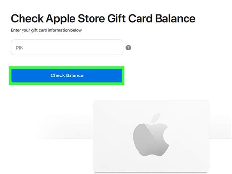 Check spelling or type a new query. How to Check an Apple Gift Card Balance (with Pictures ...