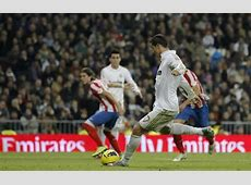Is Cristiano Ronaldo the best penaltykick specialist in