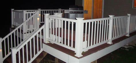 maintenance decks compositepvc buckstone building